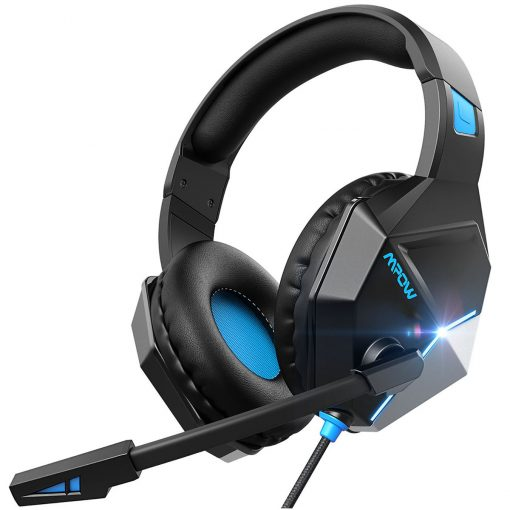 Mpow EG10 Gaming Headset for PS4,PS5,PC,Xbox One,Switch