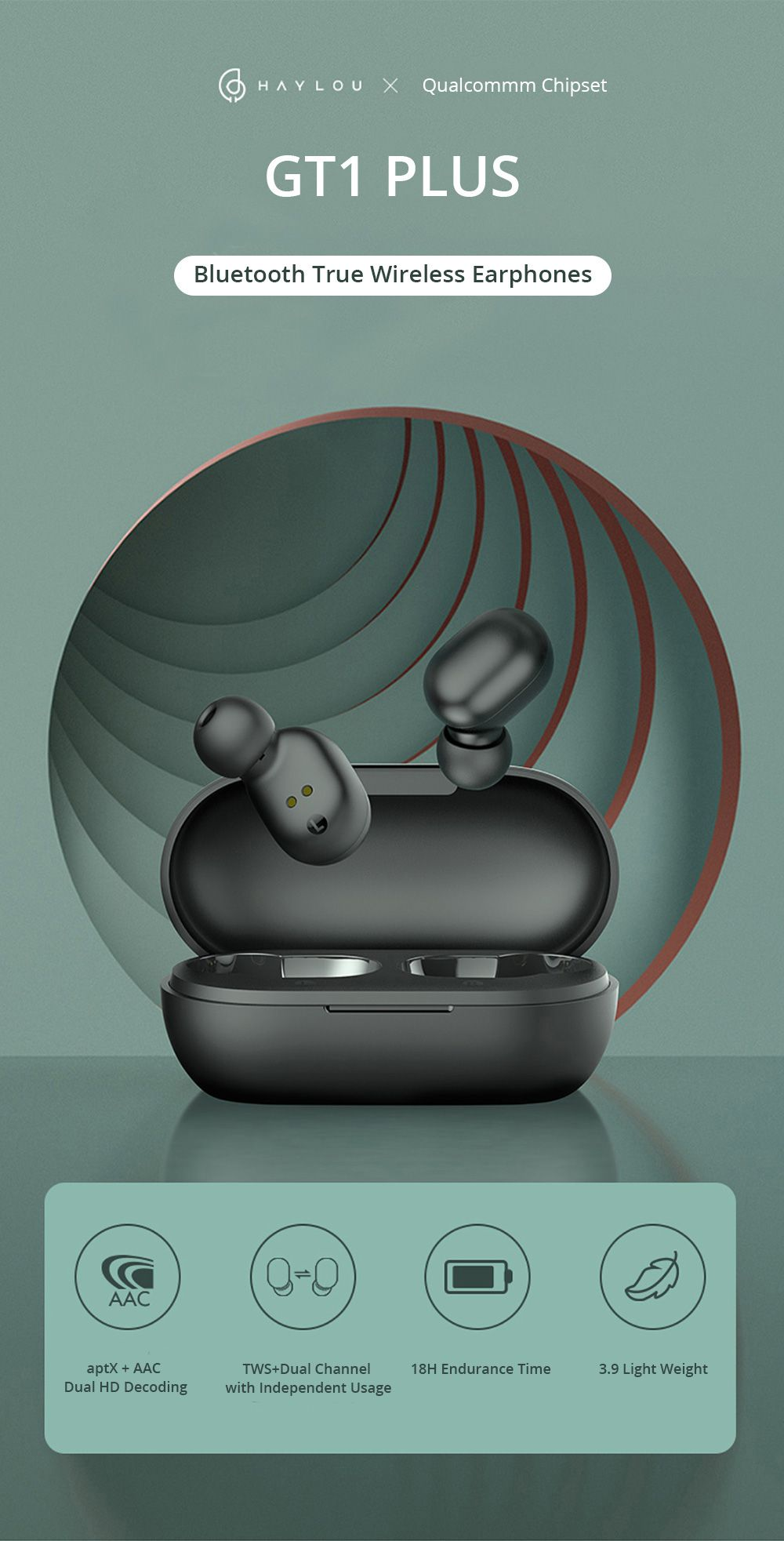 Haylou-GT1-Plus-Bluetooth-5.0