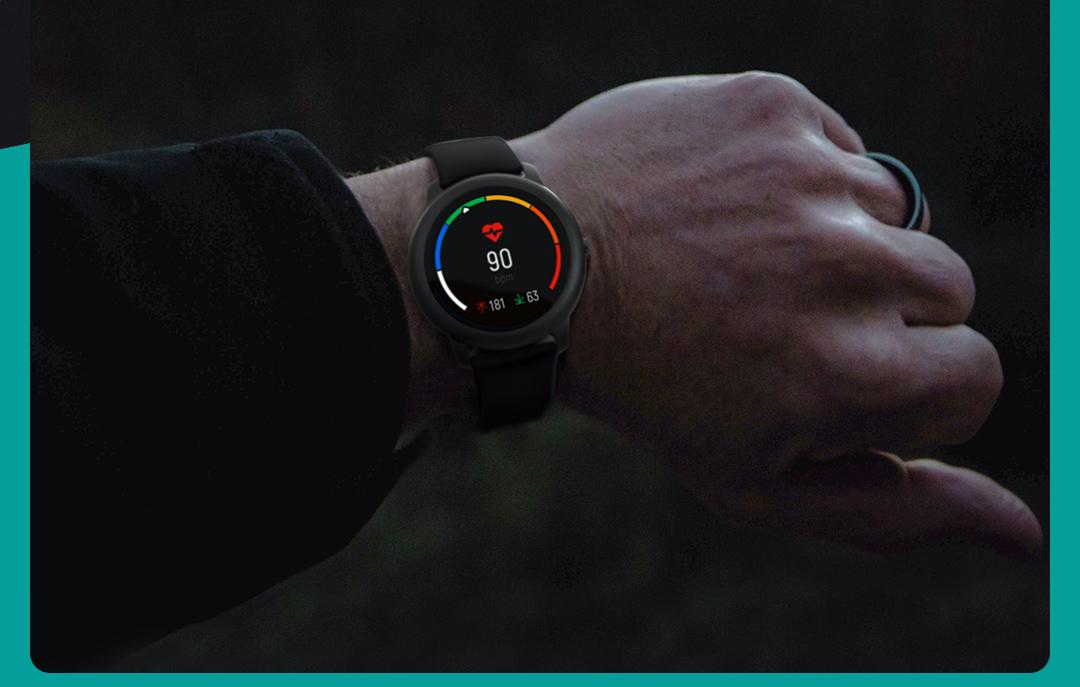 Haylou-Solar-LS05-Smartwatch-display