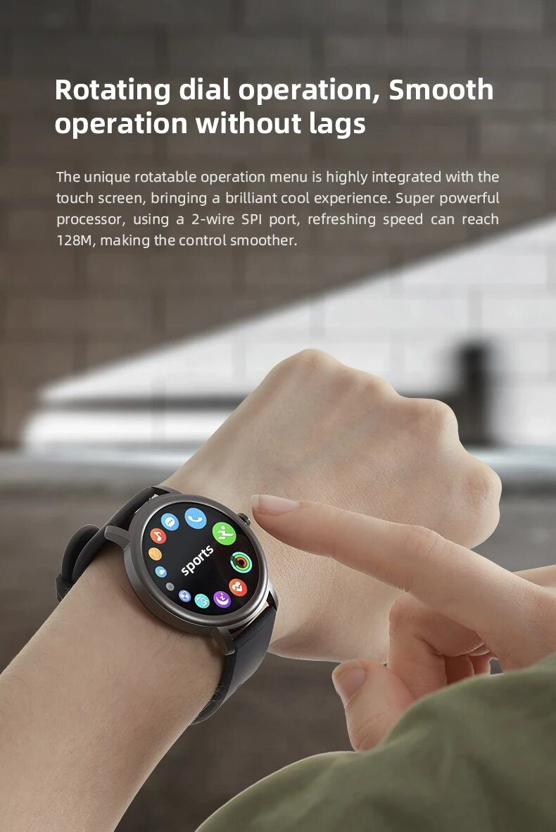 Xiaomi-Mibro-Air-Smart-Watch-in-pakistan-bhsellers.pk-smooth-no-lags