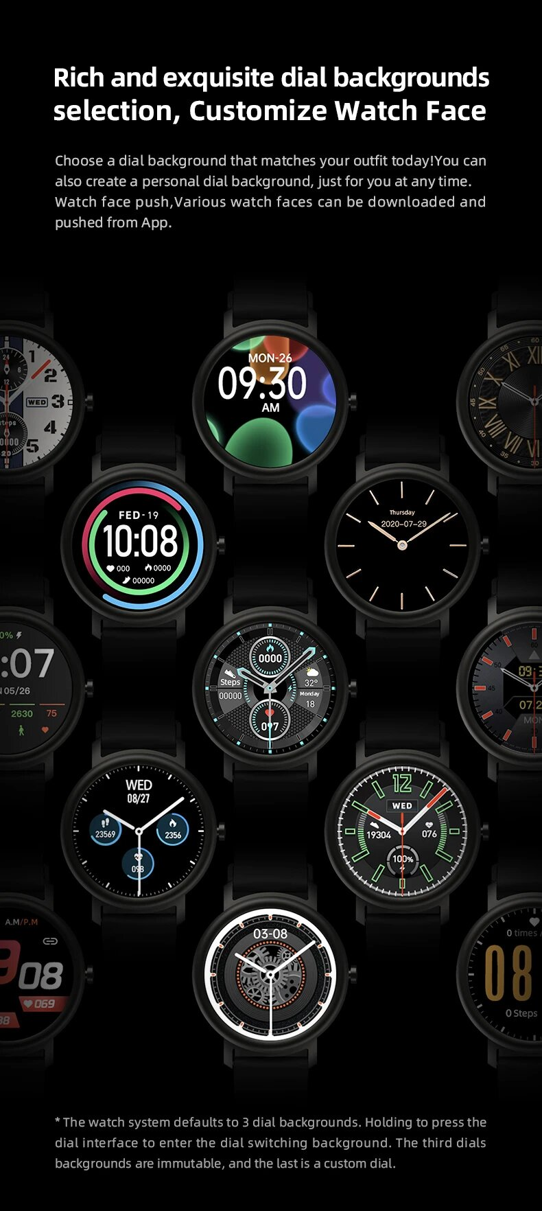 Xiaomi-Mibro-Air-Smart-Watch-in-pakistan-bhsellers.pk-customize-watch-faces